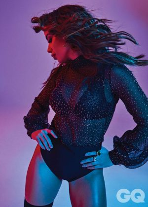 Anitta for GQ Mexico Magazine (October 2018)