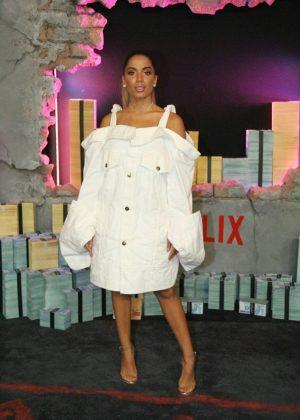 Anitta - 'O Mecanismo' Premiere in Rio de Janeiro