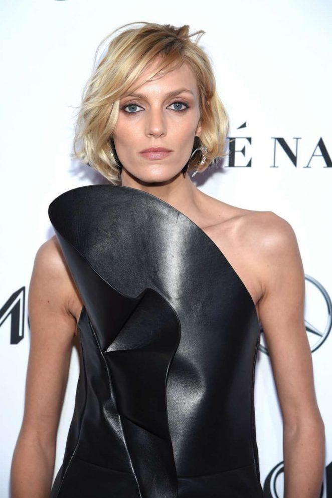 Anja Rubik - 2018 Glamour Women of the Year Awards in NYC
