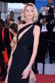 Anja Rubik - 'A Hidden Life' Premiere at 2019 Cannes Film Festival