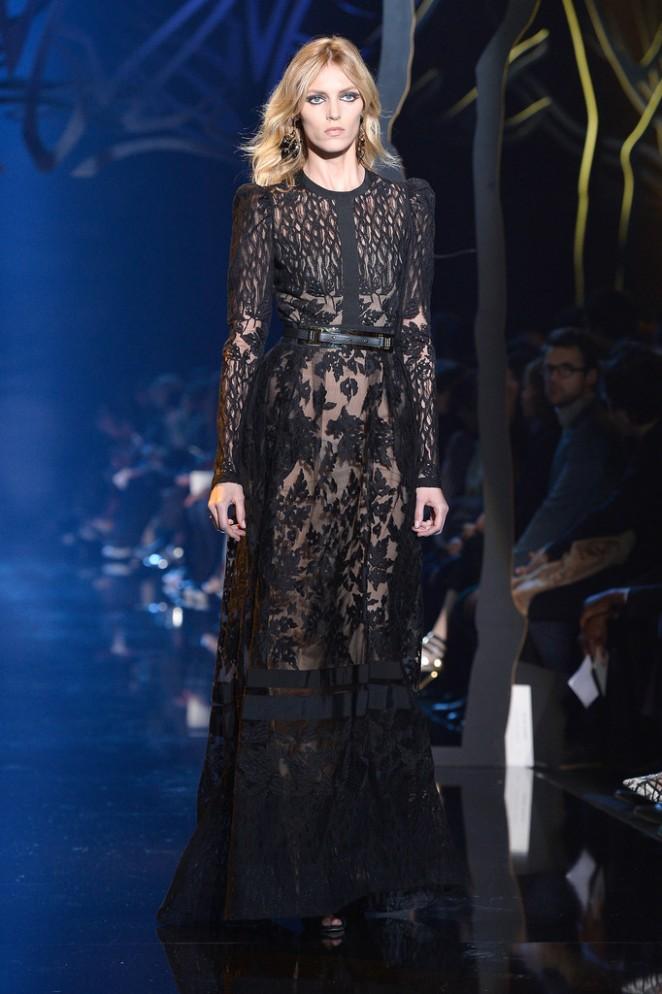 Karlie Kloss: Elie Saab Fashion Show 2015 -15 | GotCeleb