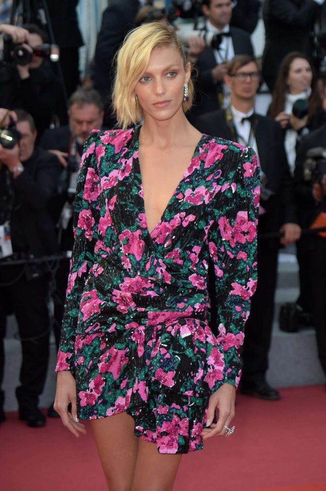 Anja Rubik - 'Sink or Swim' Premiere at 2018 Cannes Film Festival