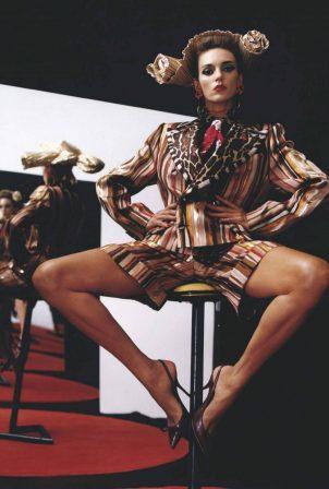 Anja Rubik - Vogue Italy Magazine (May 2020)
