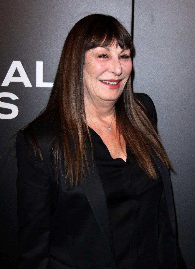 Anjelica Huston - 'Nocturnal Animals' Premiere in Los Angeles