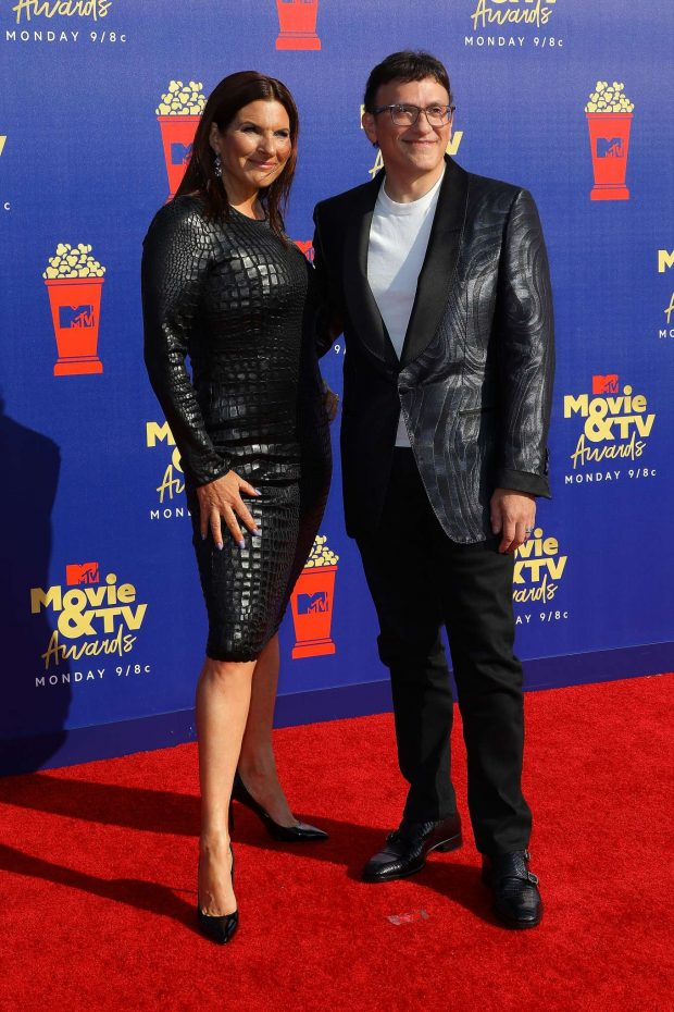 Ann and Anthony Russo - 2019 MTV Movie and TV Awards Red Carpet in Santa Monica