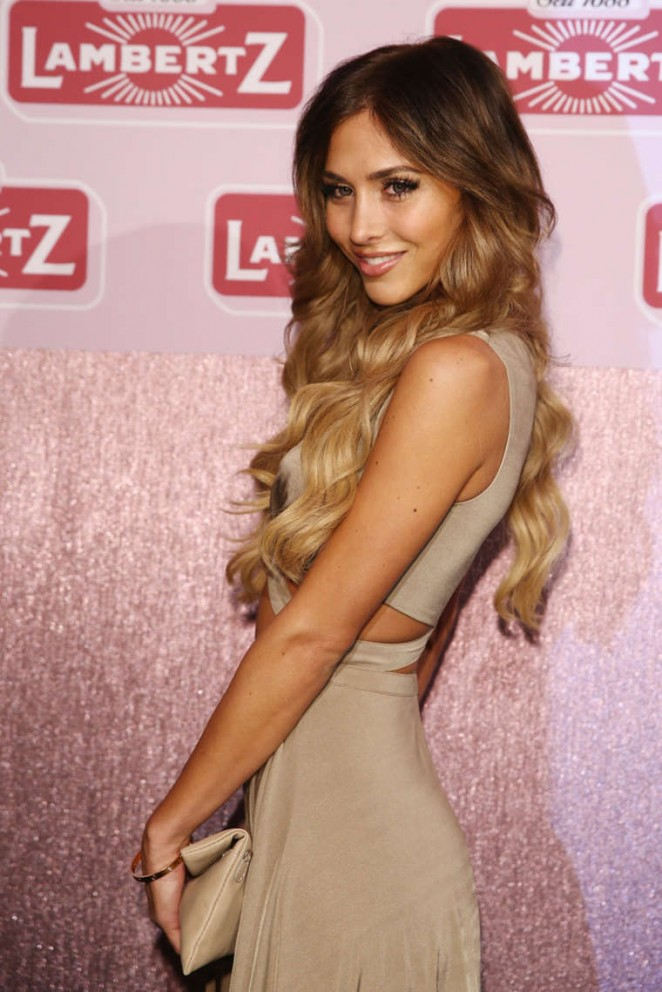 Ann Kathrin Brommel – Lambertz Monday Night 2015 in Cologne