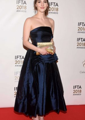 Ann Skelly - 2018 IFTA Film and Drama Awards in Dublin