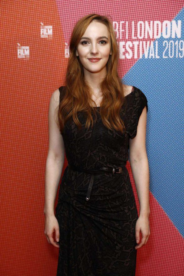 Ann Skelly - 'Rose Plays Julie' Premiere - 63rd BFI London Film Festival