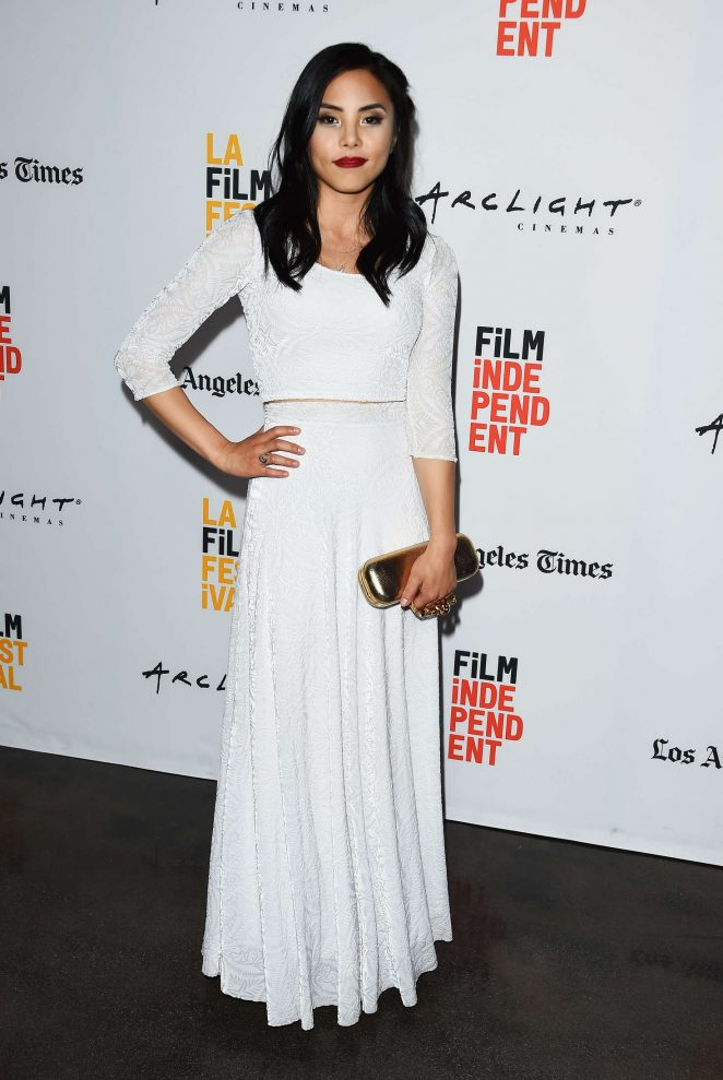 Anna Akana - LA Film Festival 'You Get Me' Premiere in Culver City