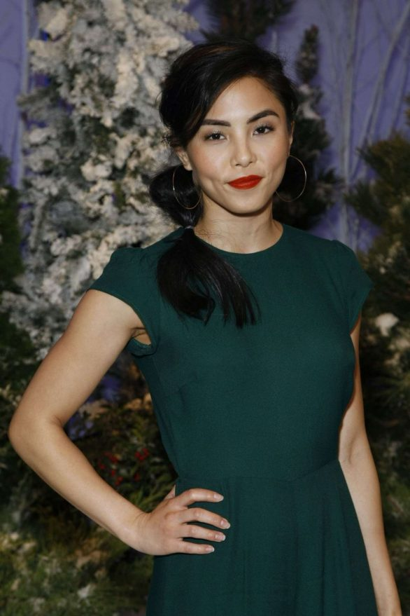 Anna Akana - 'Let It Snow' Photocall in Beverly Hills