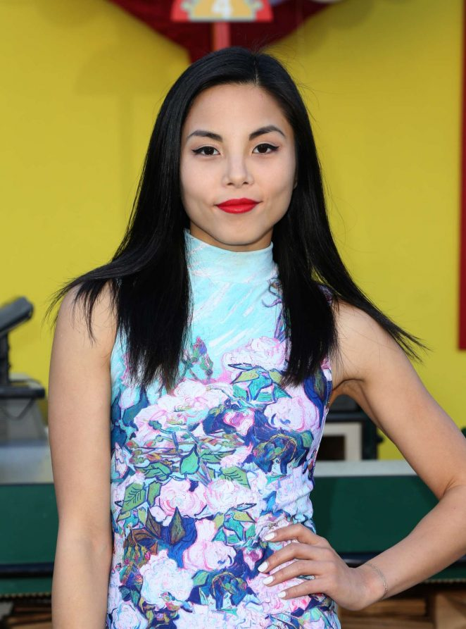 Anna Akana - 'Sausage Party' Premiere in Westwood