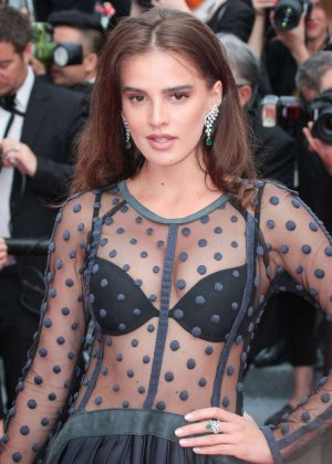 Anna Andres - 'Sink or Swim' Premiere at 2018 Cannes Film Festival