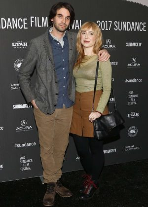 Anna Bak-Kvapil - 'Golden Exits' Premiere at 2017 Sundance Film Festival in Utah