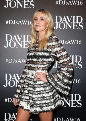 Anna Bamford - David Jones Autumn/Winter 2016 Fashion Launch in Sydney
