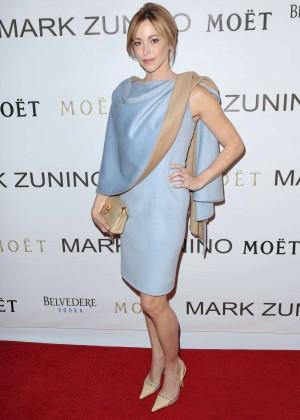 Anna Bauer - Mark Zunino Atelier Store Opening in Beverly Hills