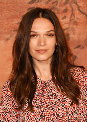 Anna Brewster - Chanel Cruise Collection in Paris