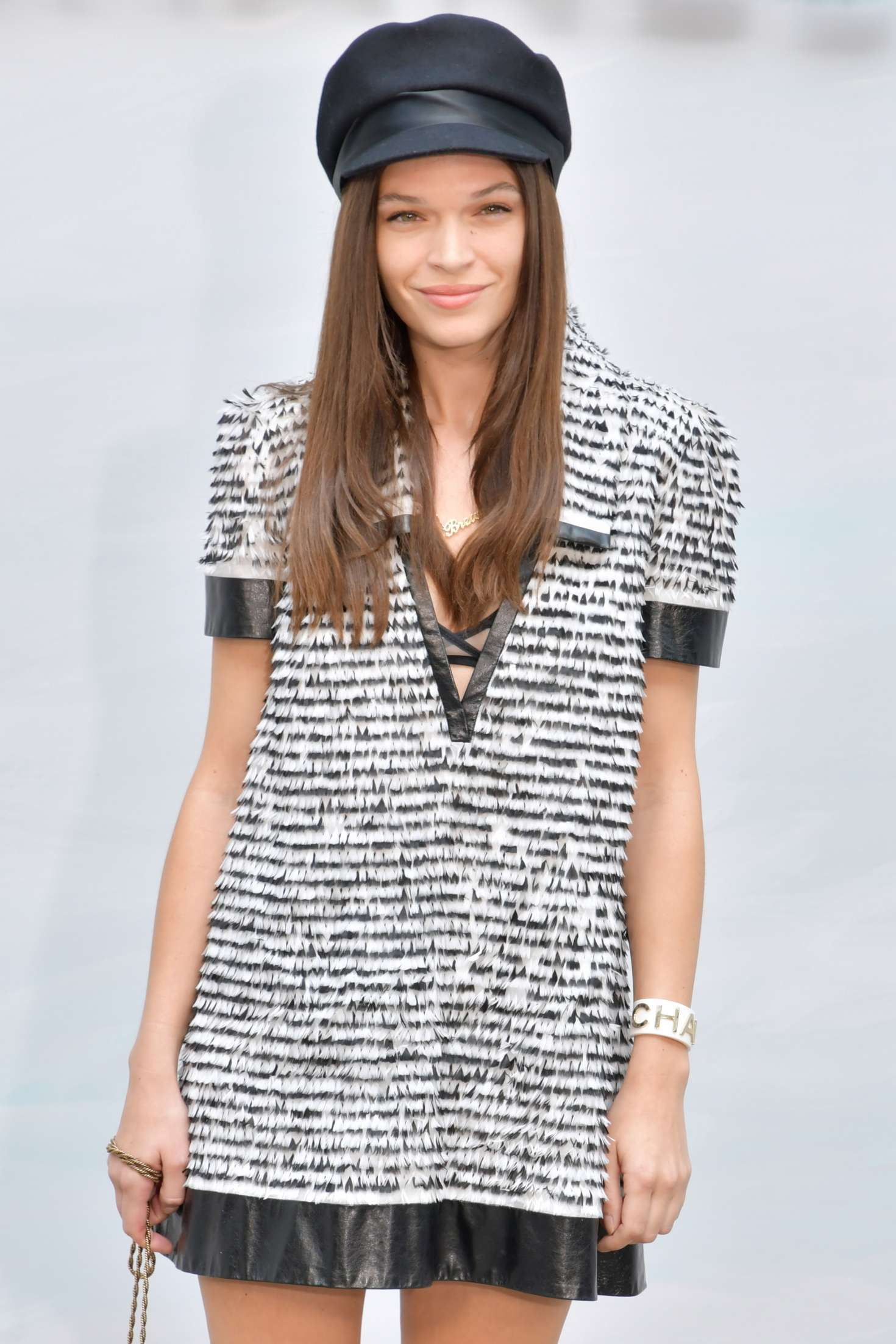 Anna Brewster - Chanel Haute Couture Show 2019 in Paris