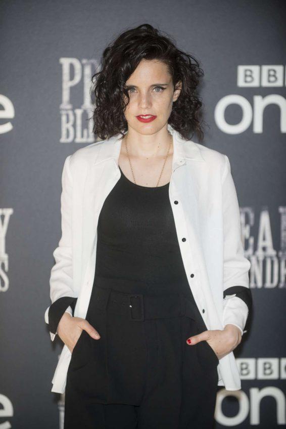 Anna Calvi - 'Peaky Blinders Premiere in London