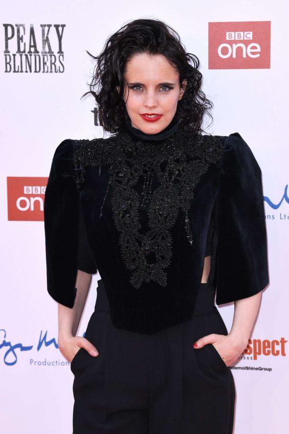 Anna Calvi - 'Peaky Blinders' TV Show Premiere in Birmingham