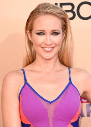 Anna Camp  - 2015 iHeartRadio Music Awards in LA