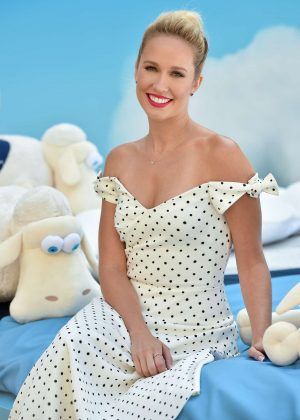Anna Camp - Anna Camp and Serta promotional event in Los Angeles