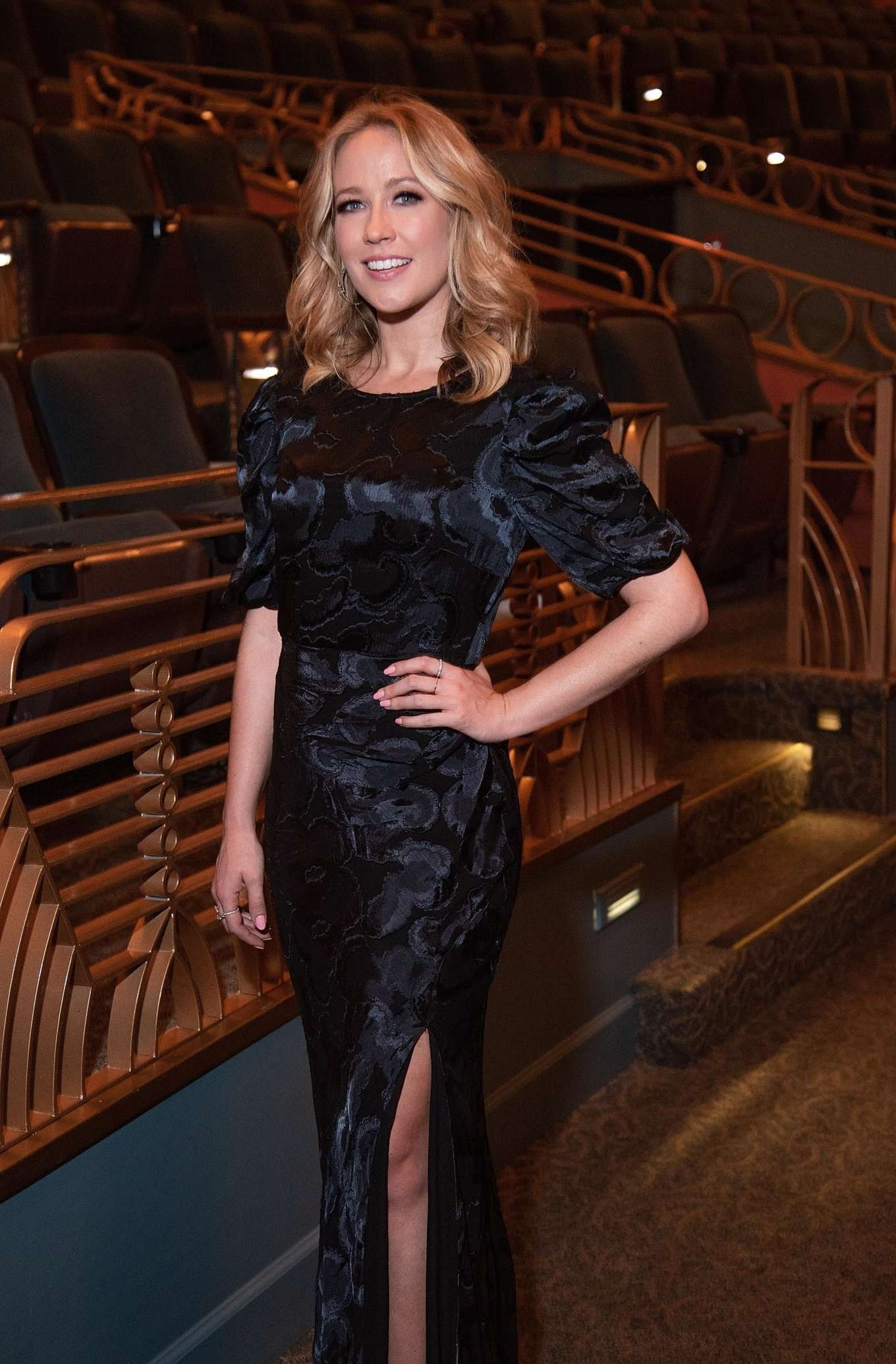 Anna Camp - 'Here Awhile' premiere during 2019 Napa Film Festival in Napa