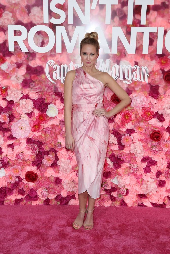 Anna Camp - 'Isn't It Romantic' Premiere in Los Angeles
