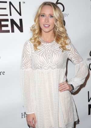 Anna Camp - Love Is Louder Benifit in LA