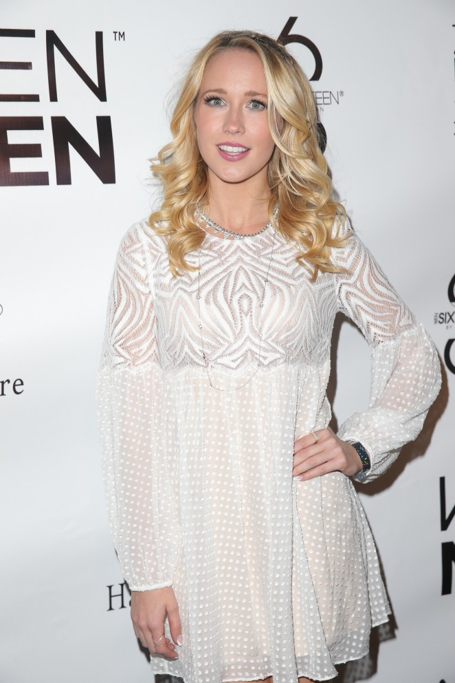 Anna Camp: Love Is Louder Benifit -03