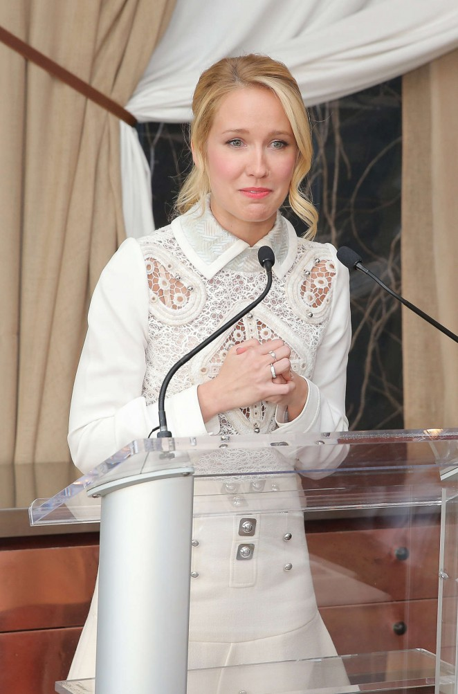 Anna Camp - National Geographic Channels Two-Night Movie Event Saints & Strangers Premiere in NY