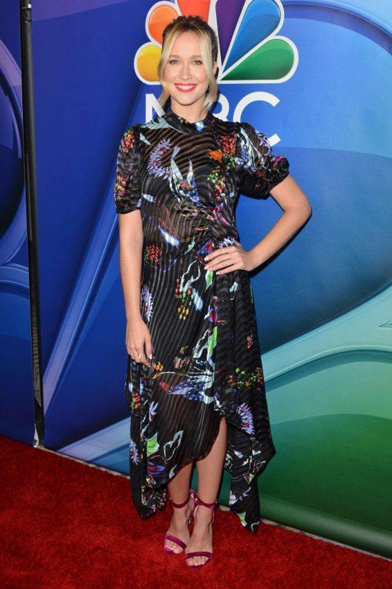 Anna Camp - NBC TCA Summer Press Tour 2019 in Los Angeles