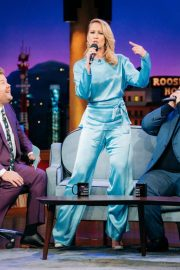 Anna Camp - On 'The Late Late Show With James Corden' in LA
