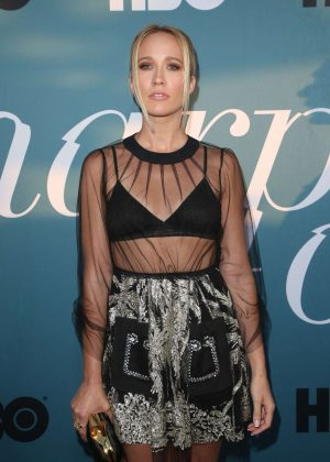 Anna Camp - 'Sharp Objects' Premiere in Los Angeles