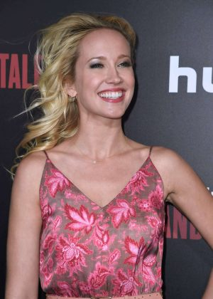 Anna Camp - 'The Handmaid's Tale' Premiere in Hollywood