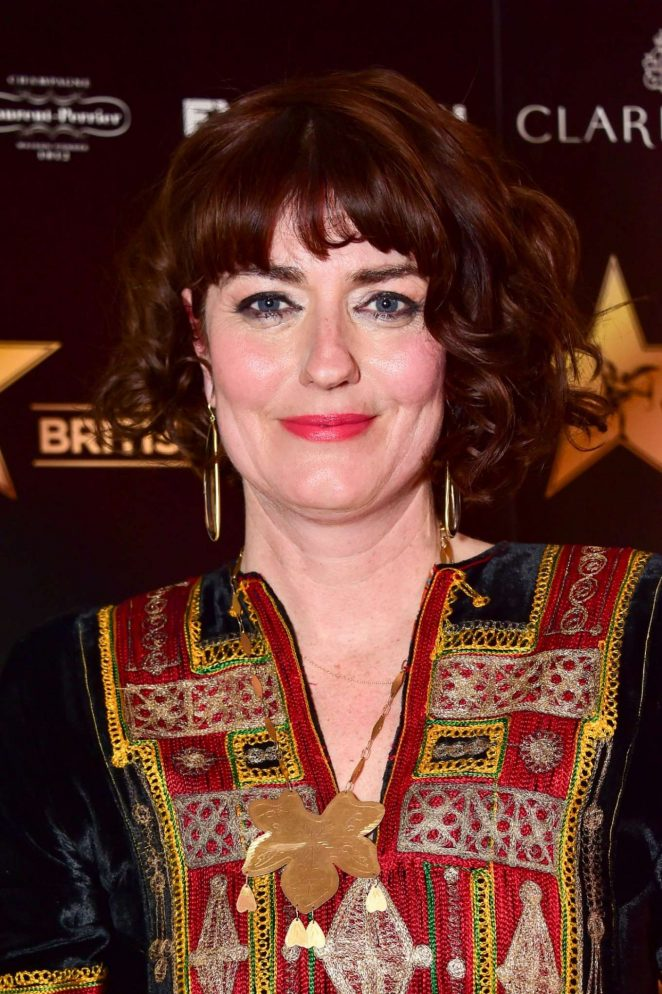Anna Chancellor - 2018 London Evening Standard British Film Awards in London