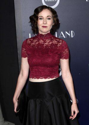 Anna Chazelle - 'LA LA Land' Premiere in Los Angeles