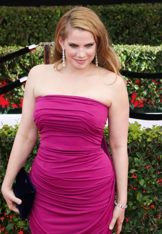 Anna Chlumsky - 2017 Screen Actors Guild Awards in Los Angeles