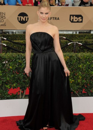 Anna Chlumsky - 2016 SAG Awards in Los Angeles