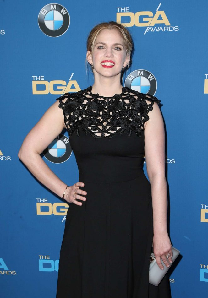 Anna Chlumsky - 69th DGA Awards in Beverly Hills