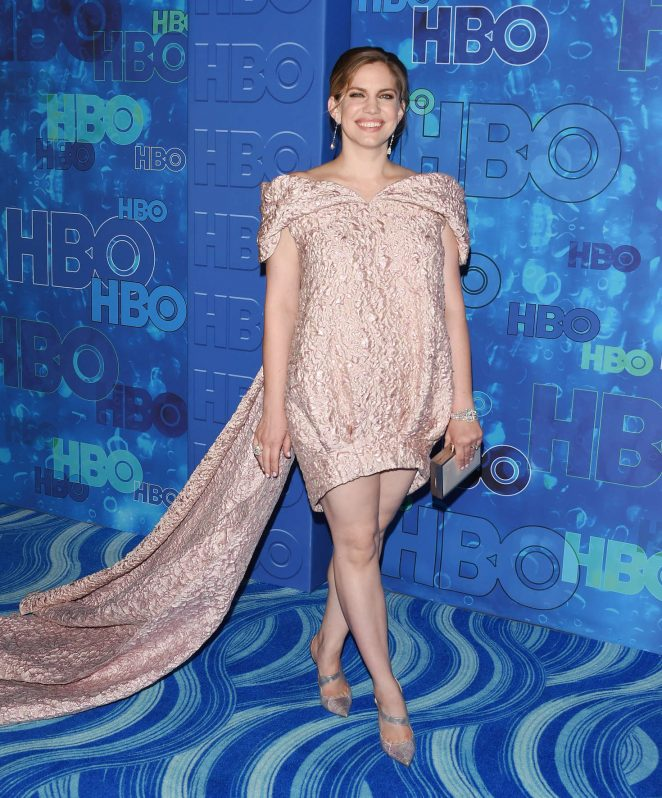 Anna Chlumsky - HBO's Post Emmy Awards Reception 2016 in LA