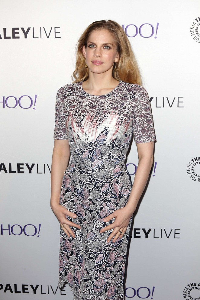 Anna Chlumsky - Paley Center Hosts an Evening With 'VEEP' in NYC