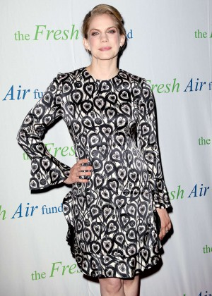 Anna Chlumsky - The Fresh Air Fund 'Salute To American Heroes' in NY