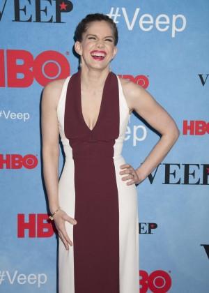 "Anna Chlumsky - ""VEEP"" Season 4 Screening in NYC"