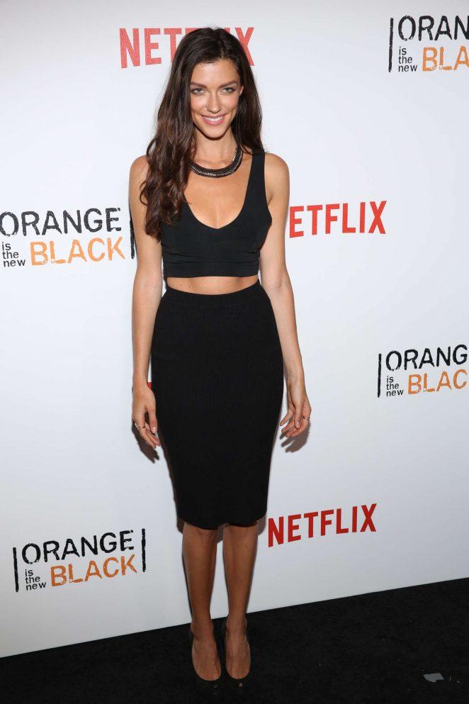 Anna Christina Schwartz - 'Orange Is The New Black' Season 4 Premiere in New York