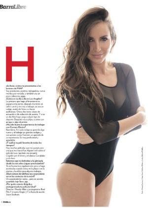 Anna Clols - FHM Spain Magazine (February 2015)