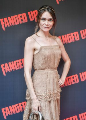 Anna Danshina - 'Fanged Up' Premiere in London