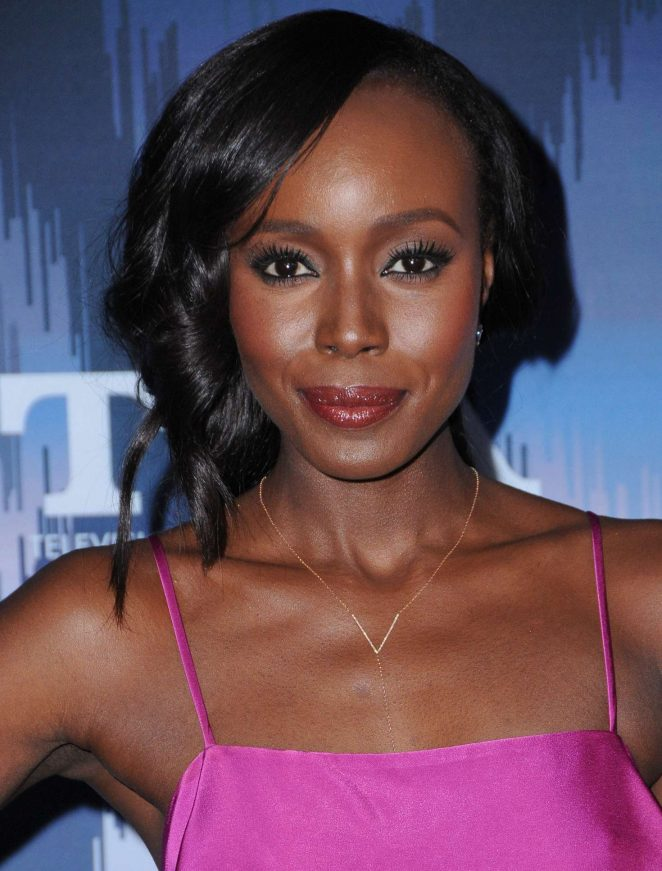 Anna Diop - 2017 FOX Winter TCA All Star Party in Pasadena