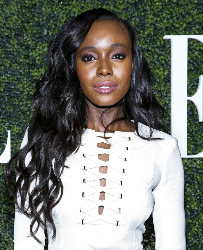 Anna Diop - Elle Women in Television Celebration 2017 in Los Angeles