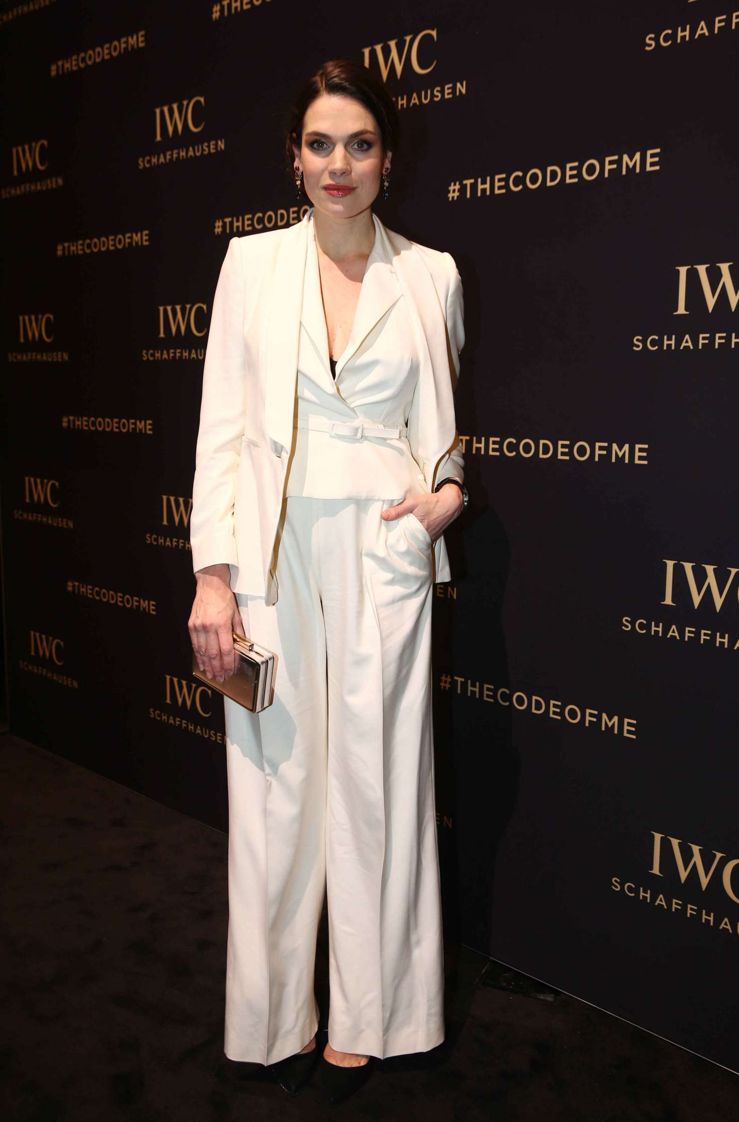 Anna Drijver - 'Decoding The Beauty Of Time' Da Vinci Watches Collection Launch in Geneva