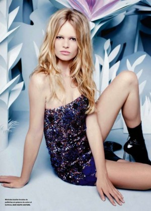 Anna Ewers - Numero Magazine (March 2015)
